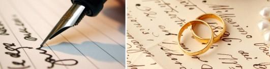 Originální texty na svatební oznámení